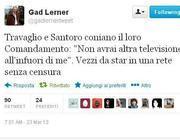 Il tweet di Lerner