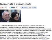 L'attacco a Grasso e Boldrini