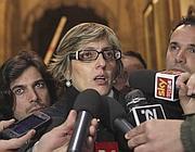 L'avvocato di Raffaele Sollecito Giulia Bongiorno