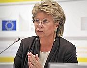 Viviane Reding (Afp)
