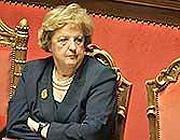 Il ministro Annamaria Cancellieri (Imagoeconomica)