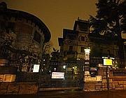 La clinica  a Milano dove si è spento Jannacci