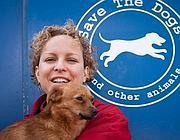Sara Turretta, presidente di Save the Dogs