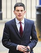 David Miliband (Reuters/Melville)