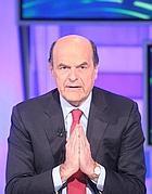 Pier Luigi Bersani , segretario del Pd (Ap)