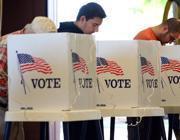 Le elezioni 2012 (Afp)