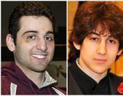 Tamerlan Tsarnaev, a sinistra, e Dzhokhar Tsarnaev (Ap)