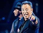 Bruce Springsteen a Oslo (Afp)