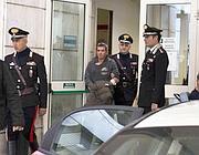 Preiti esce dall'ospedale San Giovanni.  Lo attende l'interrogatorio