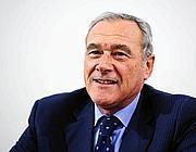 Pietro Grasso (Imagoeconomica)