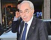 Giuliano Amato, foto d'archivio (Andrea Ninni/Image)