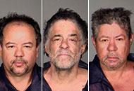 I tre aguzzini di Cleveland: Ariel, Onil e Pedro Castro (Reuters/Pugliano/Getty Images)