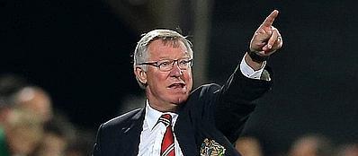 Sir Alex Ferguson, allenatore del Mancheter United dal 1986 al 2013 (Epa/Ghement)