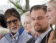 Il cast de «Il grande Gatsby» a Cannes (LaPresse)