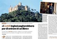 I nobili inglesi pagherebbero pur di entrare in un libro