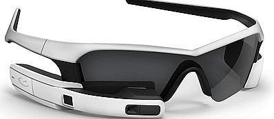 Gli occhiali Recon Jet
