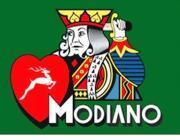 Il logo della Modiano