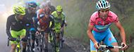 Visconti vince sul Galibier. Nibali rimane in Rosa
