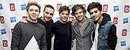 Gli One Direction conquistano VeronaTredicimila fan in delirio  all'Arena (e fuori) 