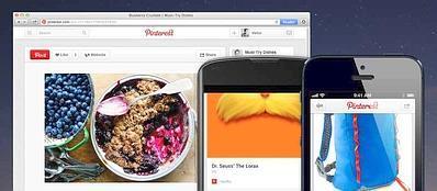 Pi� testi sui Pin, la rivoluzione (commerciale?) di Pinterest