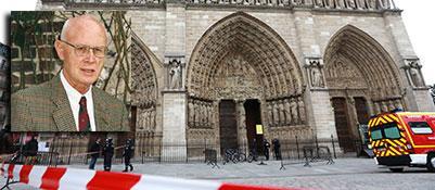 Parigi, suicidio a Notre-DameEvacuata la cattedrale