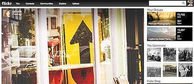 Dopo l'acquisizione di Tumblr, Yahho rinnova Flickr