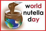 Il World Nutella Day rimarr�La Ferrero: �Felici di avere fan cos�