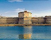 Il Forte di Michelangelo, eretto all'inizio del Cinquecento sotto la direzione di Antonio da Sangallo il Giovane