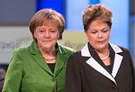 Forbes: Frau Merkel e Dilma Rousseff le pi potenti del mondo