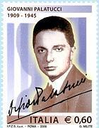 Un francobollo dedicato a Giovanni Palatucci emesso dalle Poste  Italiane nel 2009 (Ansa)