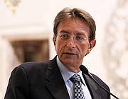 Massimo Cialente, sindaco dell'Aquila (Lapresse)