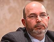 Vito Crimi, senatore M5S (Imagoeconomica/Cerroni)