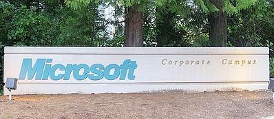 La sede di Microsoft a Redmond