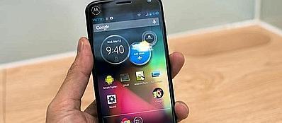 Ecco un'immagine sapientemente sfuggita del nuovo Moto X firmato Google-Motorola
