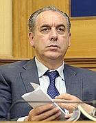 Giovanni Legnini (Ansa)