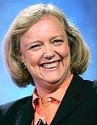 Meg Whitman, ceo di Hp