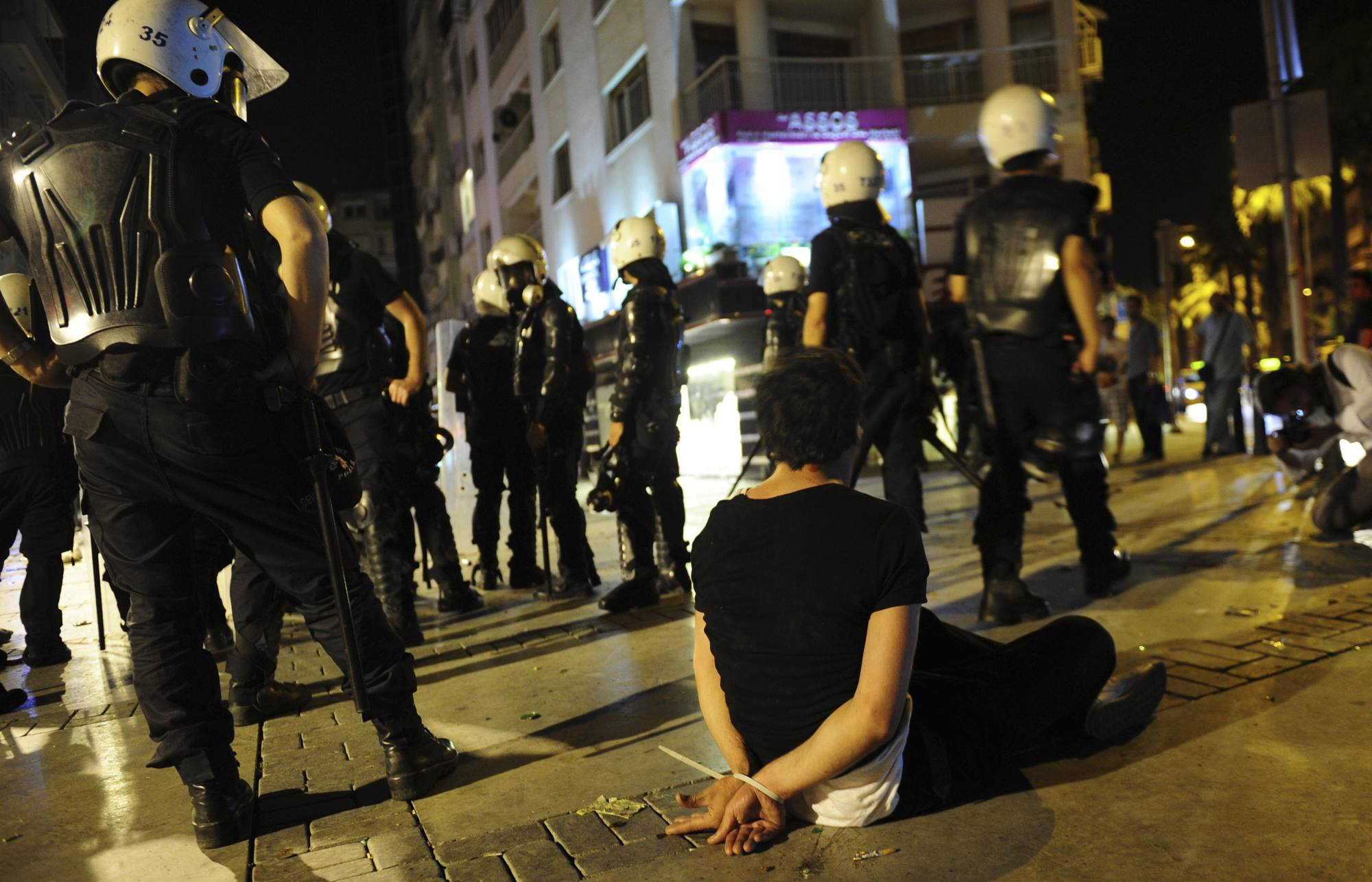 Incidenti anche a Smirne (Reuters)