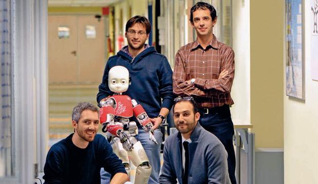 Con robot umanoidi, nanomateriali e un parco tecnologico la città chiama a raccolta i ricercatori per diventare la Città dell'High Tech