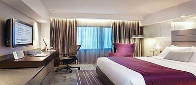 La stanza di Snowden a Hong Kong (Fonte: Daily Mail)