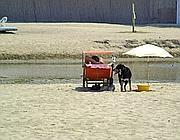 La Bau beach sul litorale romano (Ap)