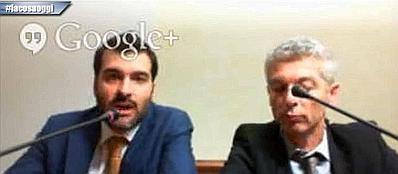 I capogruppo alla Camera Riccardo Nuti e al Senato Nicola Morra