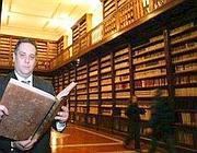 La storica libreria  Girolamini di Napoli