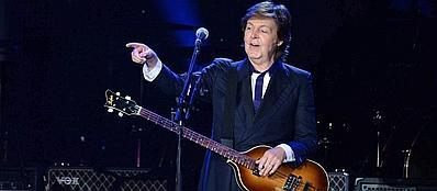 Paul McCartney (ansa)