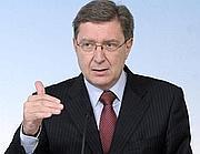 Il ministro del Lavoro Enrico Giovannini (Ansa)