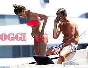 Massimiliano Allegri, Gloria Fabrizi e... Il telefonino (Oggi)