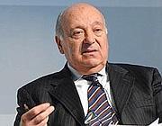 Giancarlo Giannini, 73 anni, ha terminato il suo secondo amndato nel 2012.