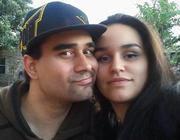 Derek Medina di 31 anni con la moglie Jennifer Alfonso di 26 anni (Facebook)