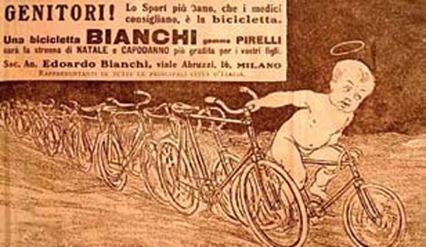 Una bici sola al comando. La preferita di re e campioni