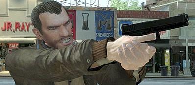 Il giocatore deve scontrarsi con i criminali e le bande rivali