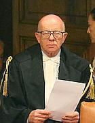 Il giudice Esposito
